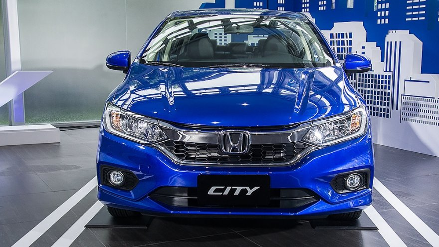 2019 Honda City 1.5 VTi