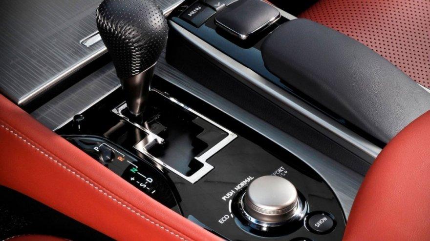 Lexus_GS_450h F Sport版