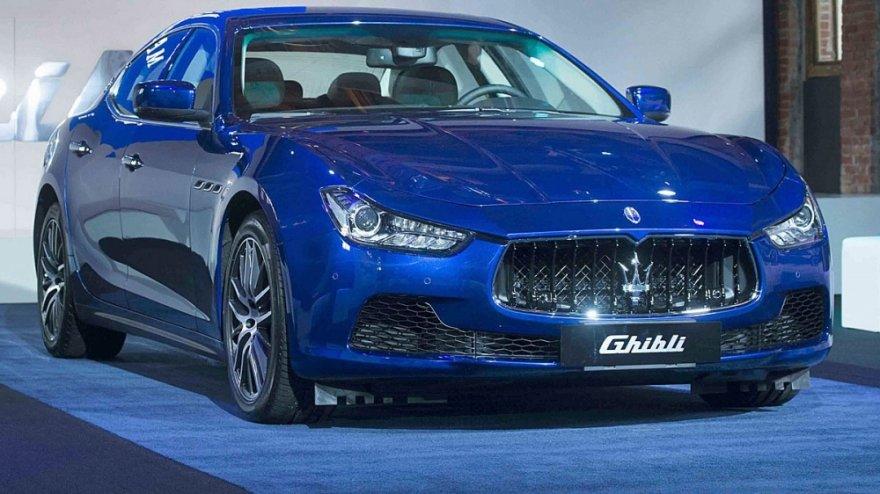 2017 Maserati Ghibli 3.0 V6 Premium