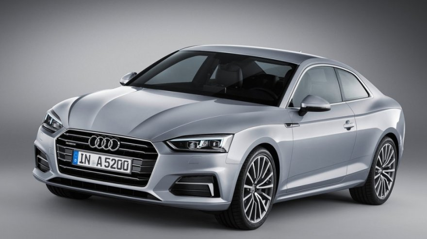 2017 Audi A5 Coupe(NEW) 45 TFSI quattro