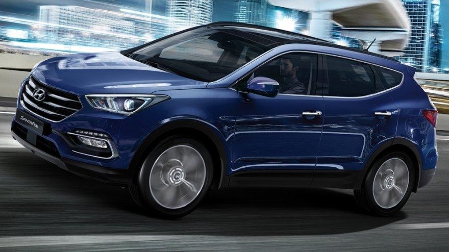 Hyundai_Santa Fe_2.2領袖款7人座