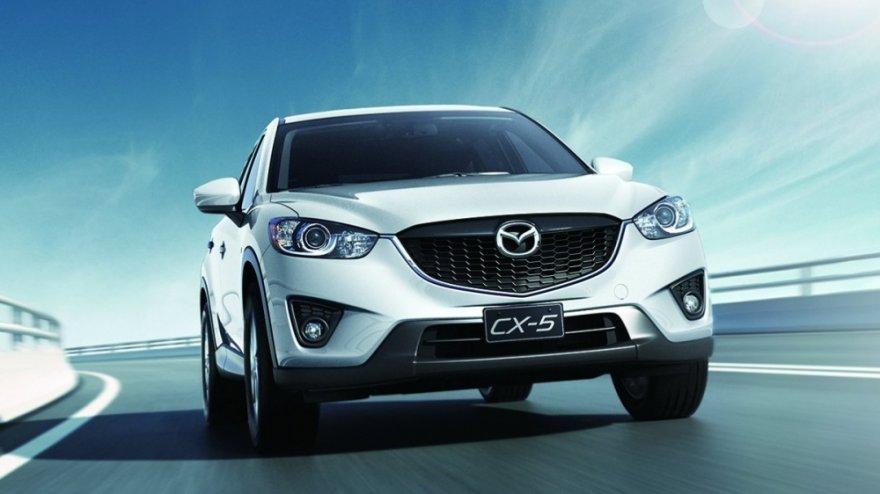 2014 Mazda CX-5 汽油2.0 AWD
