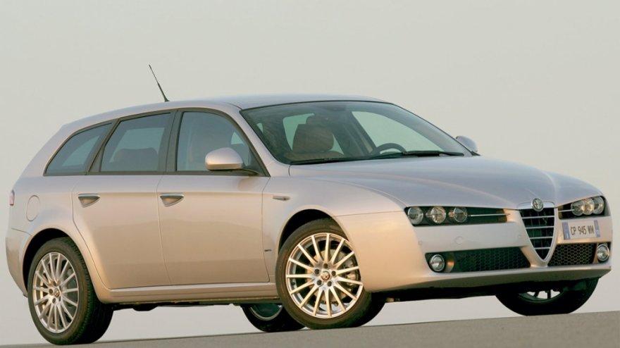 2007 Alfa Romeo 其他