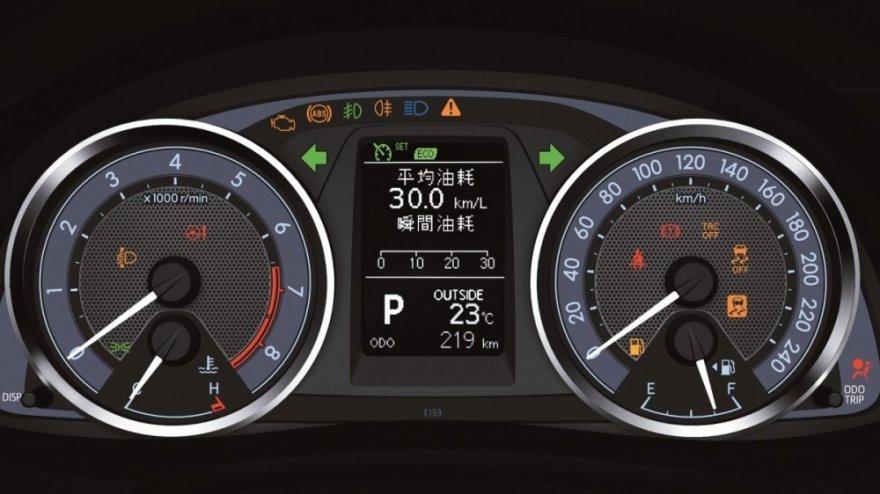 Toyota_Corolla Altis_1.8尊爵版
