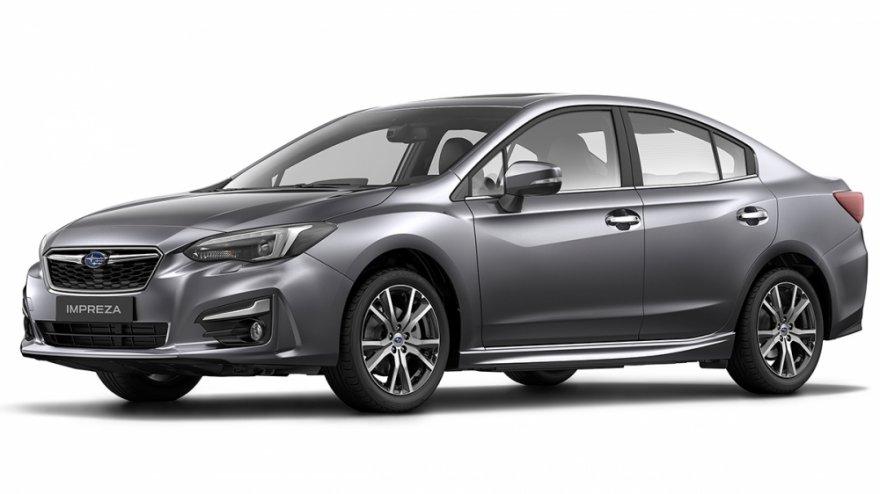2018 Subaru Impreza 4D