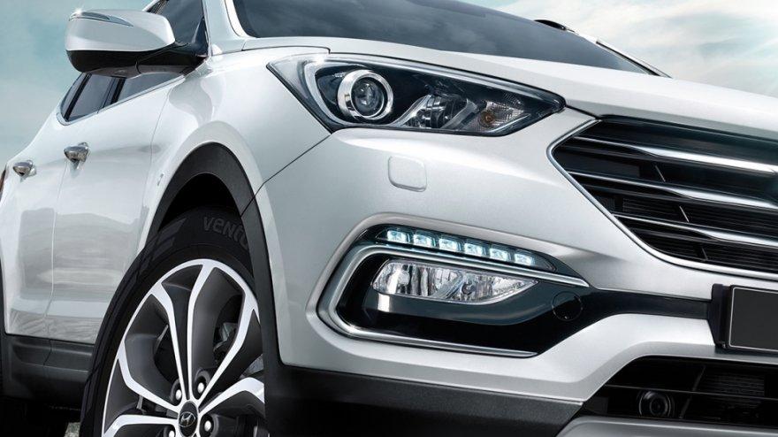 2019 Hyundai Santa Fe 2.4首席款