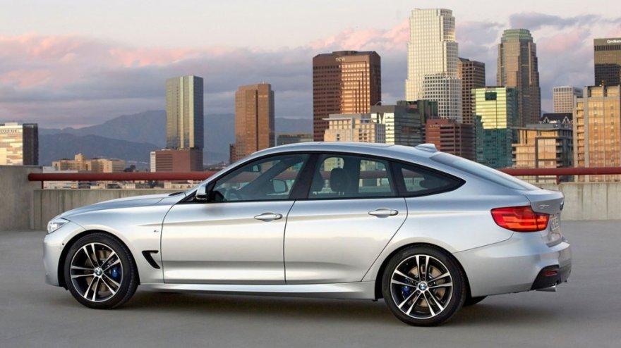 2016 BMW 3-Series GT 320i閃耀版