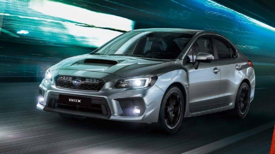 2018 Subaru WRX 2.0 6MT