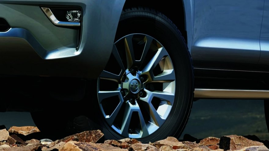 2019 Toyota Land Cruiser Prado 4.0