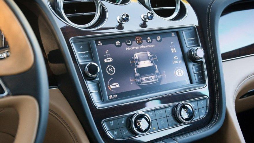 2020 Bentley Bentayga 6.0 W12