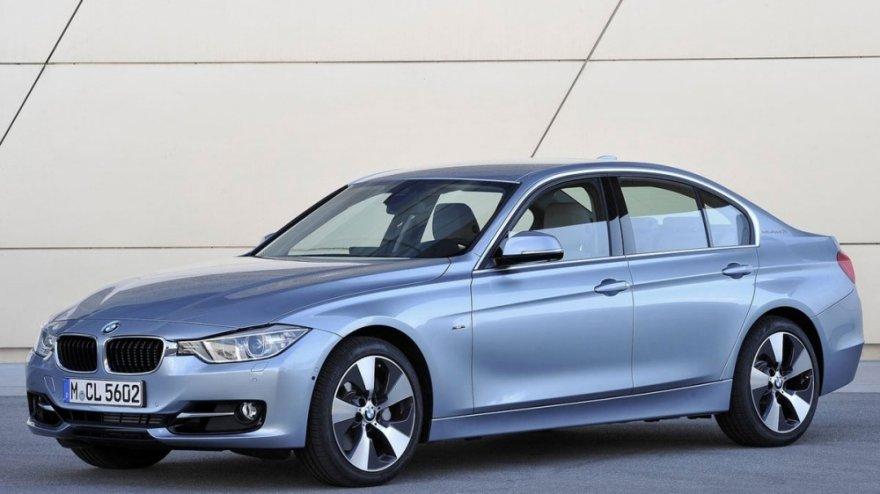 2014 BMW 3-Series Sedan ActiveHybrid 3 Luxury