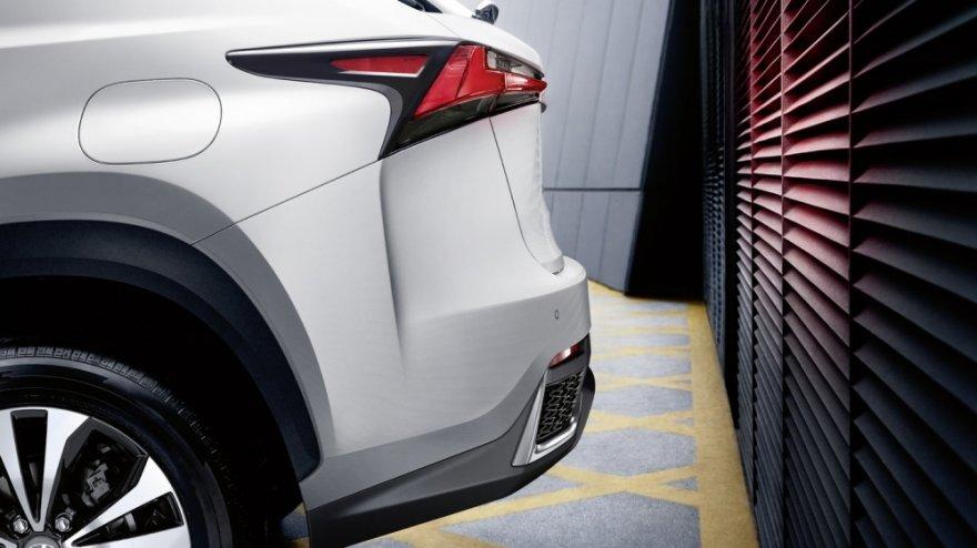 2019 Lexus NX 300h AWD F Sport