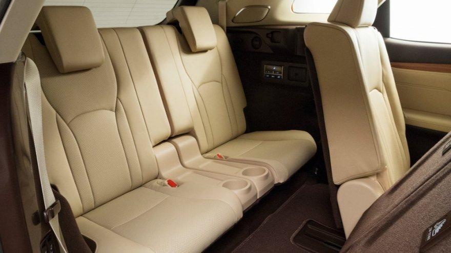 Lexus_RX_350L豪華版