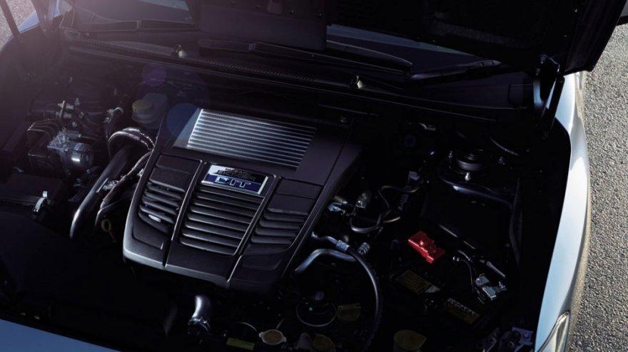 2019 Subaru Levorg 1.6 GT-S