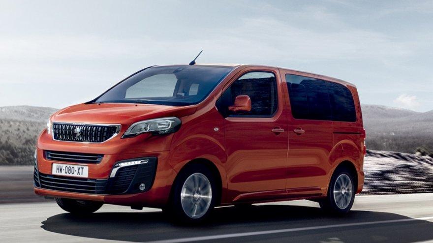 2020 Peugeot Traveller 旗艦版+