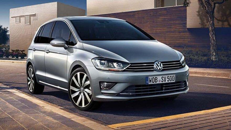 2016 Volkswagen Golf Sportsvan 280 TDI Comfortline