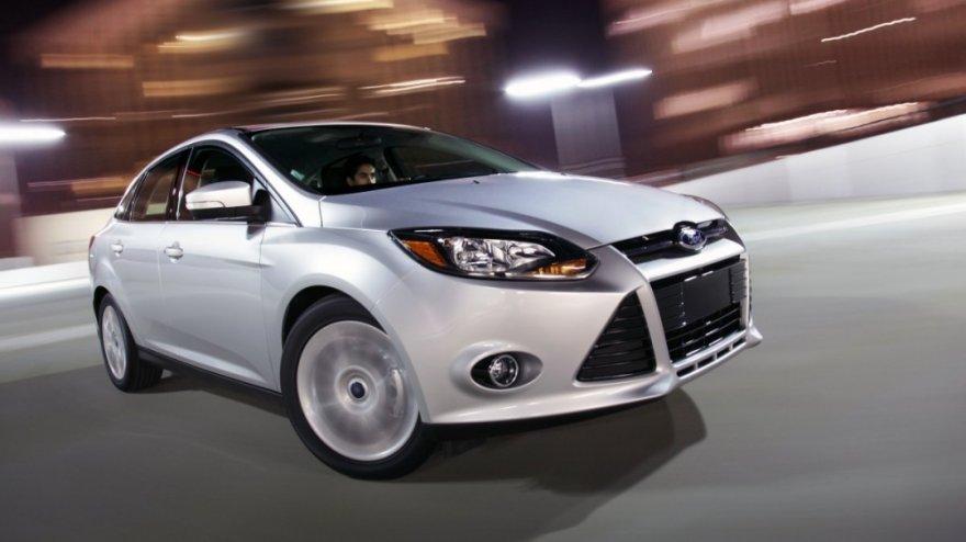 2014 Ford Focus 4D 2.0柴油時尚經典型