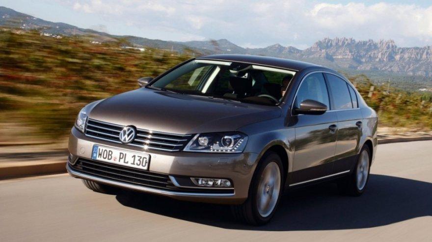 Volkswagen_Passat Sedan_2.0 TDI BlueMotion