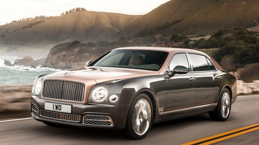 2018 Bentley Mulsanne 6.75 V8 EWB