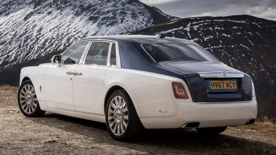 2020 Rolls-Royce Phantom 6.75 V12 SWB尊榮版