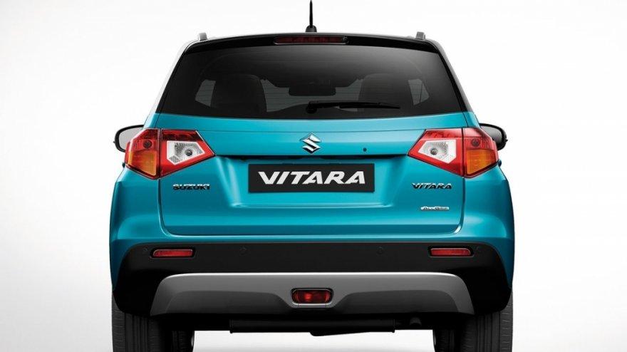 2019 Suzuki Vitara S AllGrip
