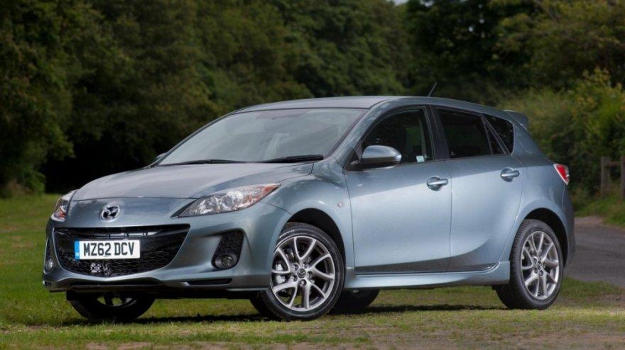 2014 Mazda 3 5D 2.0尊貴型