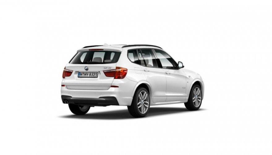 BMW_X3_xDrive28i M Sport