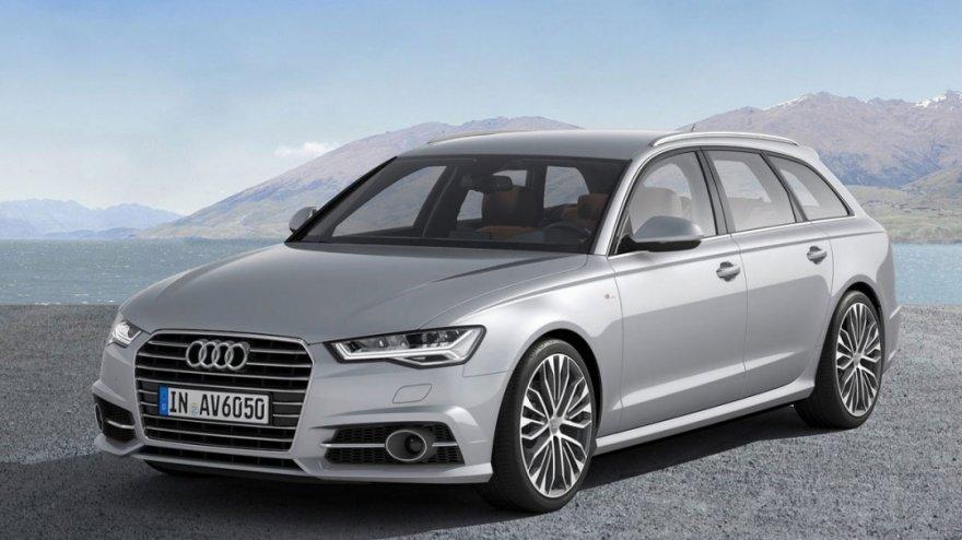 2016 Audi A6 Avant 40 TFSI