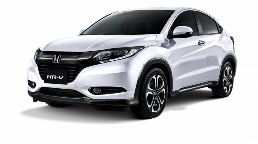 2017 Honda HR-V 1.8 VTi-S