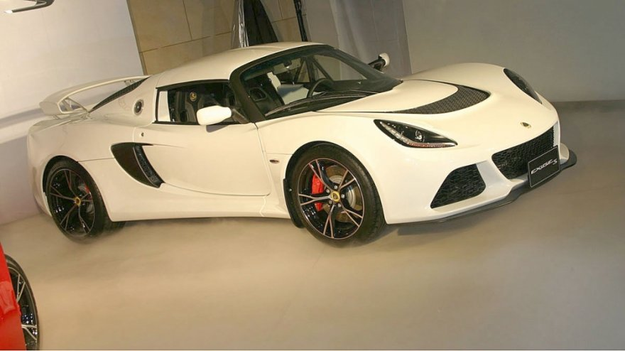 2018 Lotus Exige Sport 350