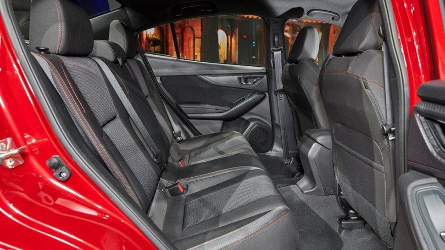 2019 Subaru Impreza 4D 1.6i-S