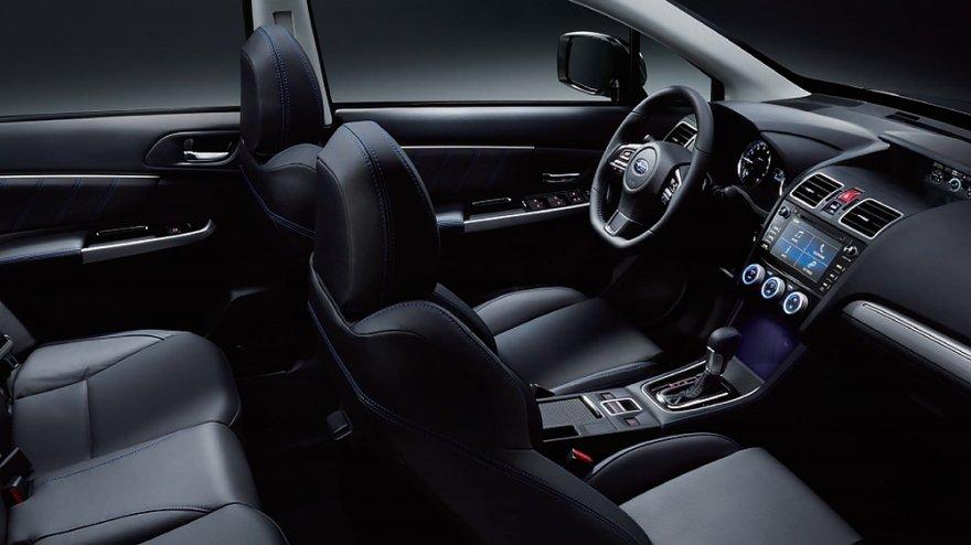 Subaru_WRX_2.0 CVT