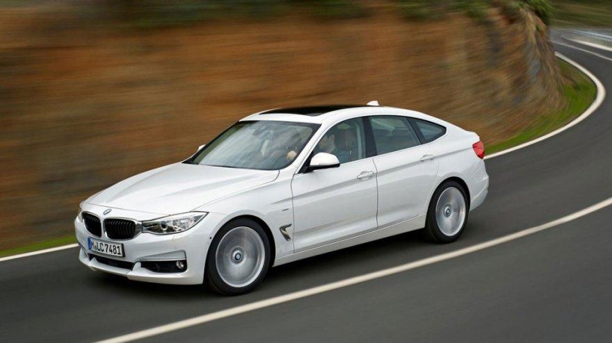 2014 BMW 3-Series GT 320i Sport
