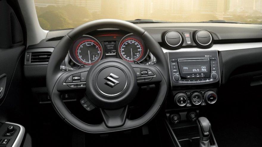 2019 Suzuki Swift 1.0 GLX