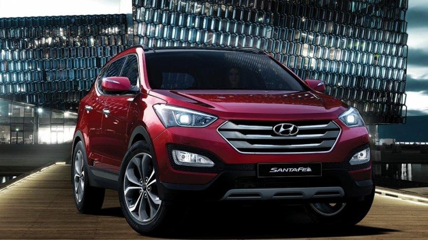 2015 Hyundai Santa Fe 2.2領袖款