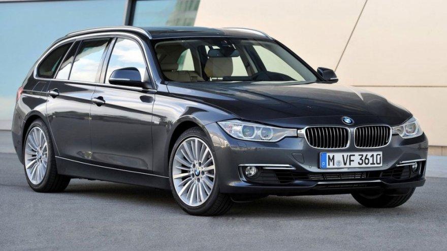 2014 BMW 3-Series Touring 318d Sport