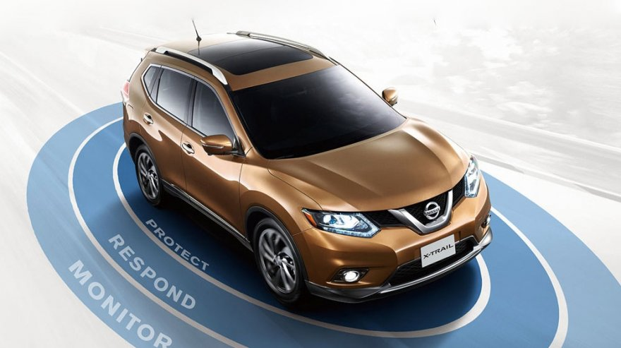 Nissan_X-Trail_2.5豪華影音版
