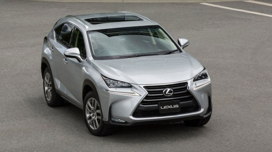 Lexus_NX_300h頂級版