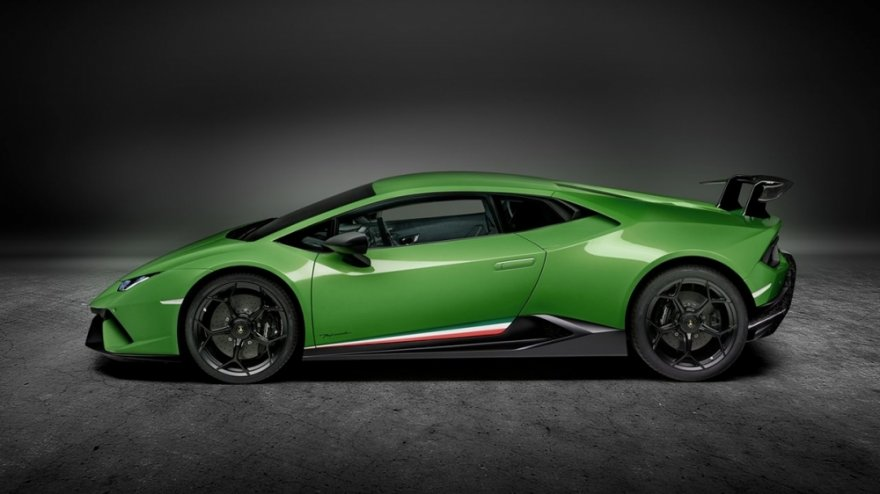 2019 Lamborghini Huracan Coupe Performante
