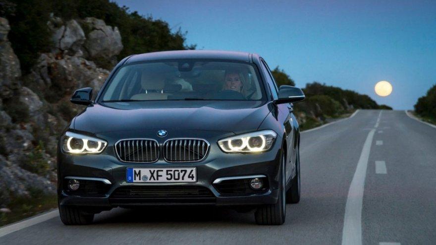 2016 BMW 1-Series 118d