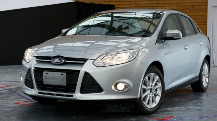 2014 Ford Focus 4D 1.6汽油豪華型