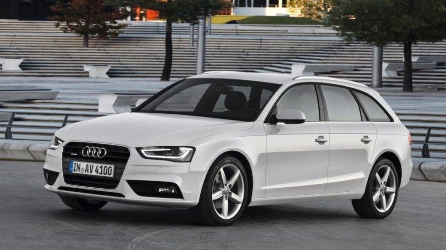 2015 Audi A4 Avant 30 TDI