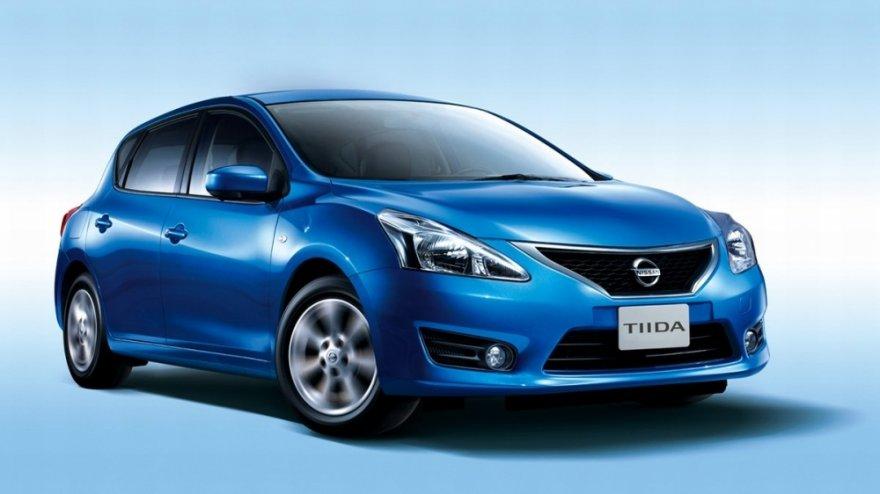 2015 Nissan Tiida 5D 旗艦版