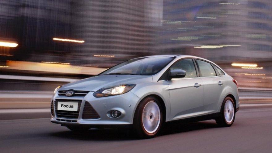 Ford_Focus 4D_1.6汽油舒適型