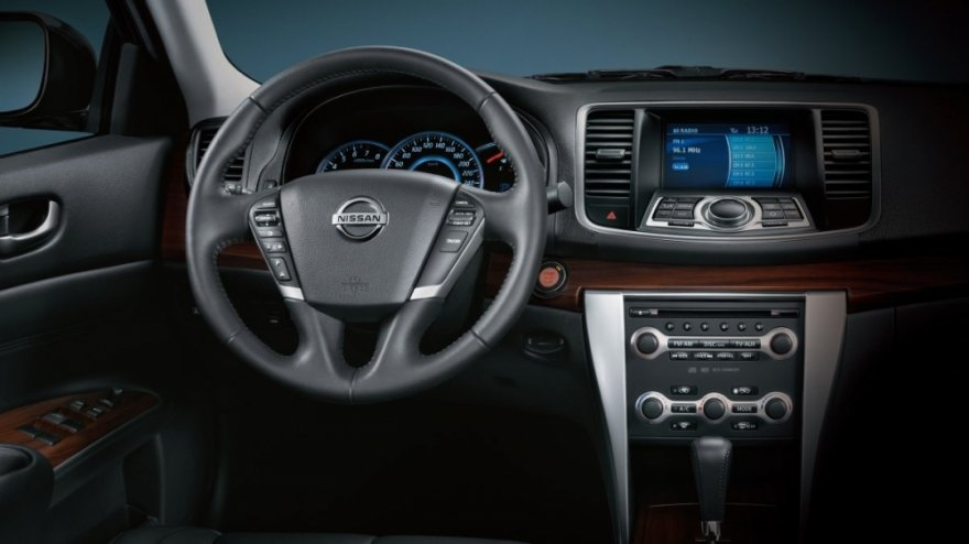 Nissan_Teana_2.5 LD豪華影音版