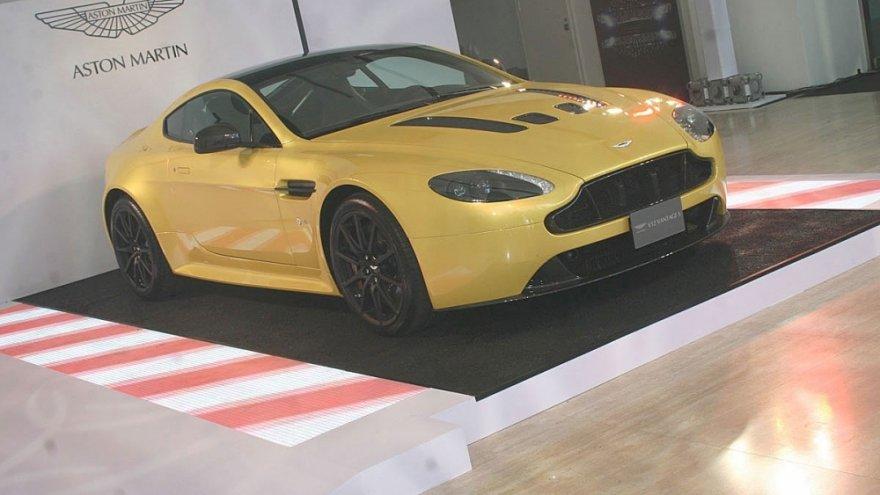 2017 Aston Martin Vantage V12 S