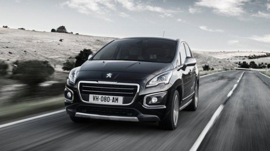 2014 Peugeot 3008 1.6 THP Premium