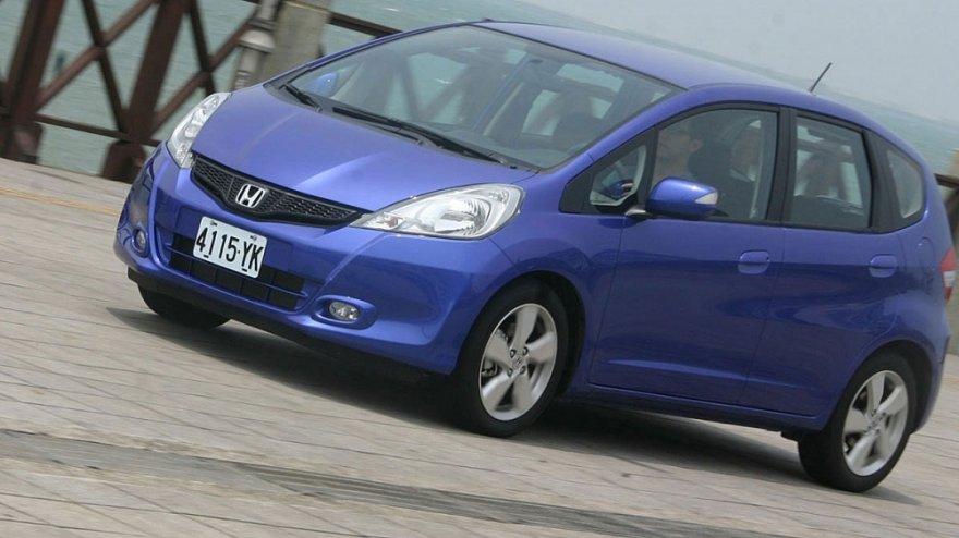 2014 Honda Fit 1.5 VTi-S