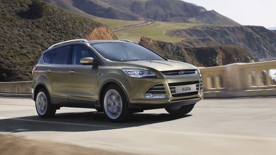 2014 Ford Kuga 2.0運動型