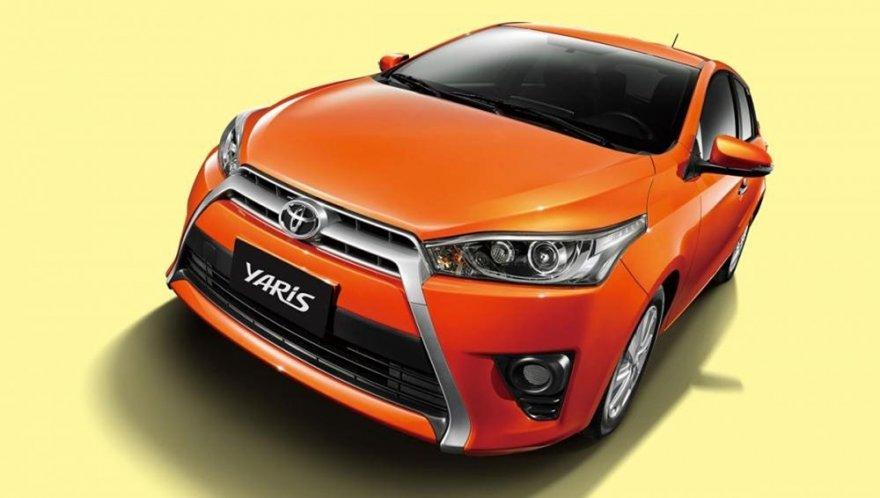 2015 Toyota Yaris 1.5豪華